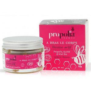 propolia herstellende balsem propolis en honing biologisch